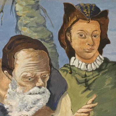 Tiepolo Fresco