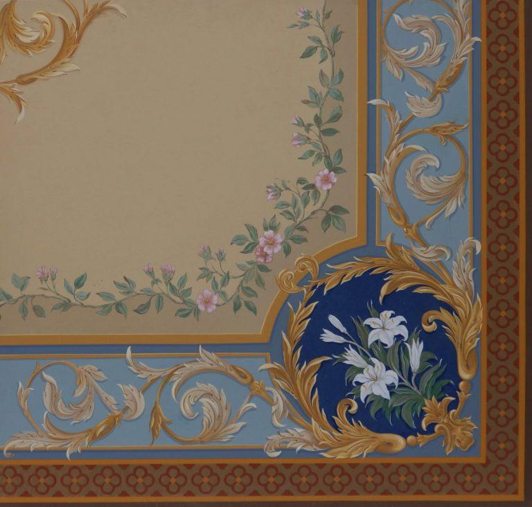 Trompe-Loeil-Murals-Baroque-ceiling-decoration-pigmenttii