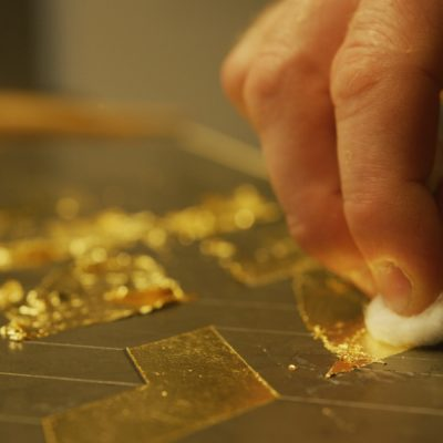 The Art of Gold: Gilding and Gold Leaf in Interior Design