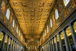 Vương cung thánh đường-Santa-Maria-Maggiore-Rome