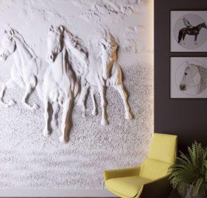 bas-relief-ideas-horses