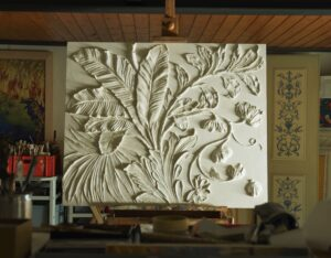decorative-art-relief-sculpture-panel-pigmentti