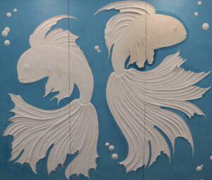 blue-relief-sculpture-art-pigmentti